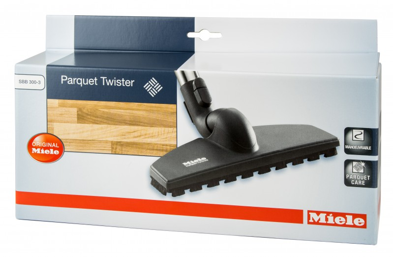 Miele Parquet Twister munstycke till Miele dammsugare